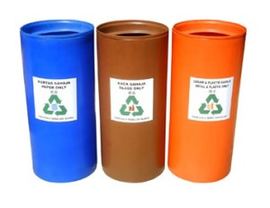 Recycle Bin Colors