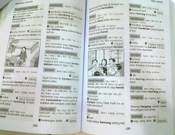 Kamus Malay English Dictionary Life Long Sharing