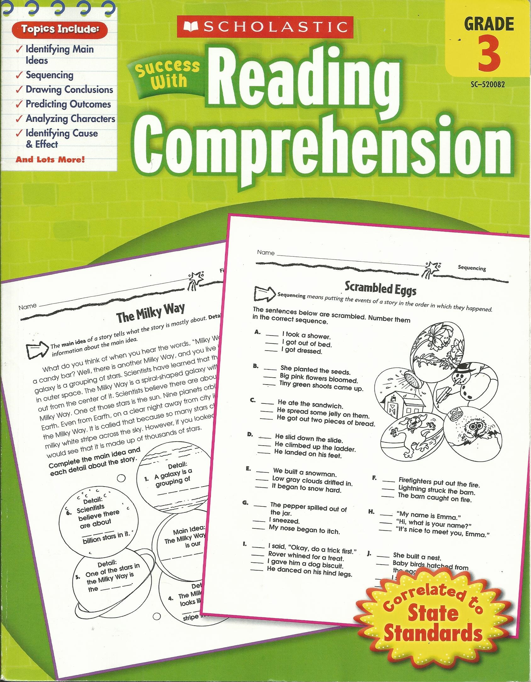 technology in reading comprehension essay Reading and understanding ielts essay questions the emphasis of this lesson is only this: that it pays to spend time reading and understanding the question the general message is that while this is normally a simple step in the essay writing process.
