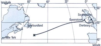 Celine Dion … Titanic … Longitude and Latitude | Life long ...