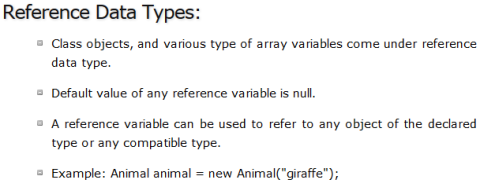 referencedatatypes