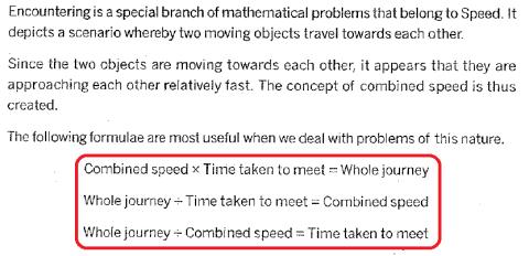 speedencountering