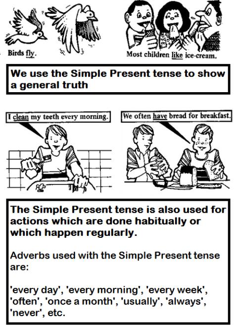 simplepresent
