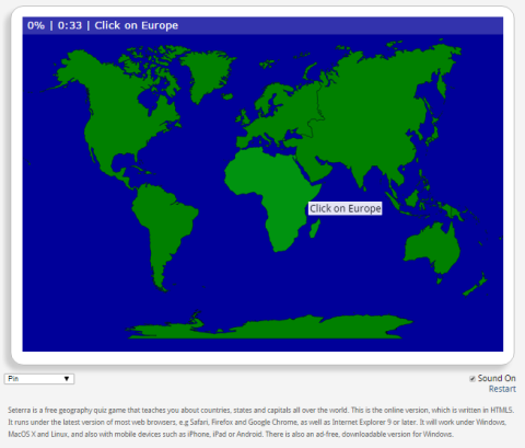 worldcontinentsquiz