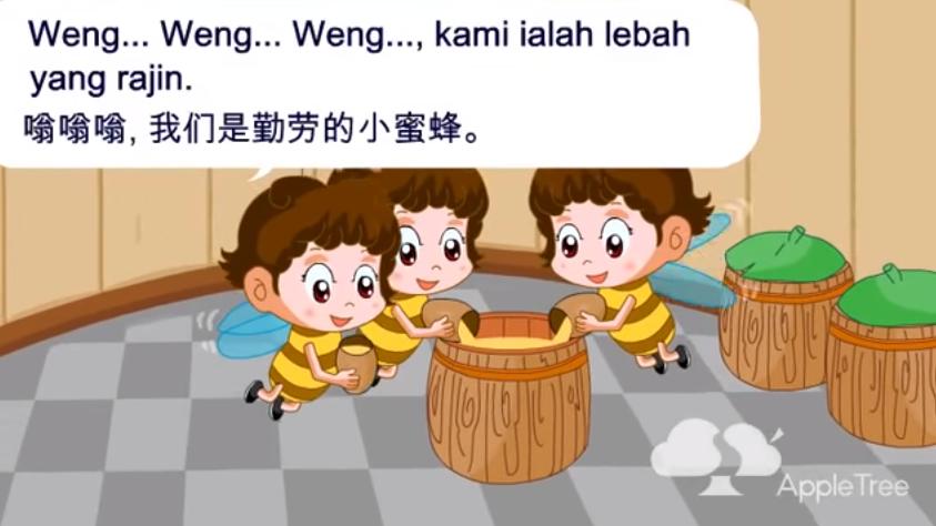 Bm Peribahasa 4 Bagai Lebah Menghimpun Madu Life Long Sharing