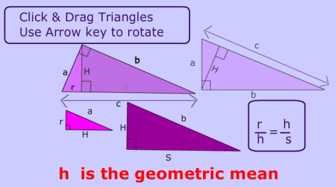 similar-right-triangle