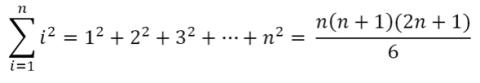 sum-of-squares